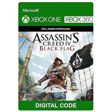 Assassin's Creed IV - Xbox 360, Xbox One Digital (G3P-00117)