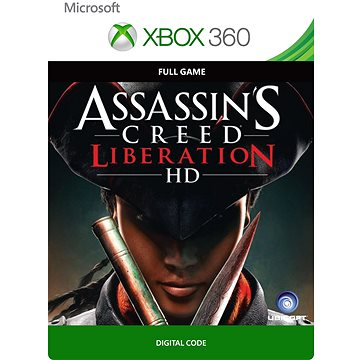 Assassin's Creed Liberation - Xbox 360, Xbox One Digital (G3P-00119)