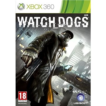 Watch Dogs - Xbox 360 DIGITAL (G3P-00114)