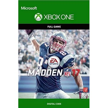 Madden NFL 17 - Xbox One Digital (G3Q-00127)