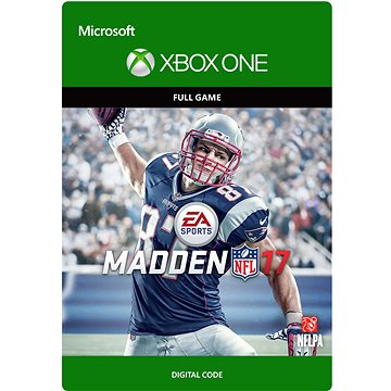 Madden NFL 17 - Xbox 360 Digital (G3P-00087)
