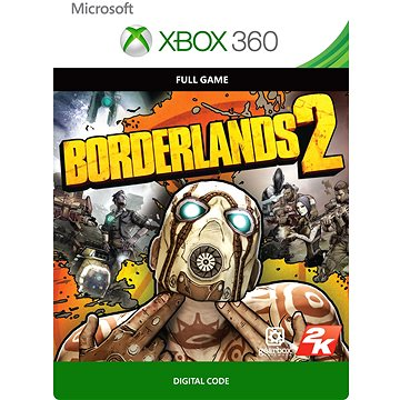 Borderlands 2 - Xbox 360 Digital (G3P-00024)