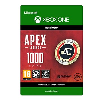 APEX Legends: 1000 Coins - Xbox One Digital (KZP-00028)