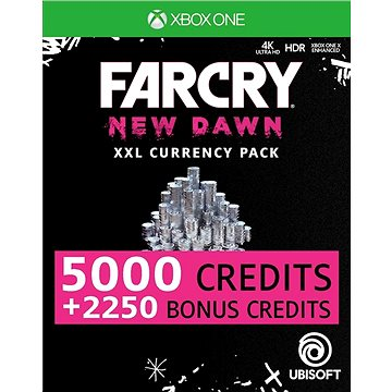 Far Cry New Dawn Credit Pack XXL - Xbox One Digital (KZP-00027)