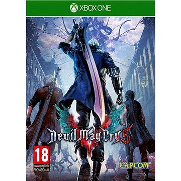 Devil May Cry 5 - Xbox One Digital (G3Q-00598)