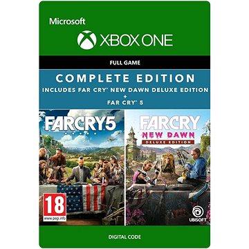 Far Cry New Dawn: Complete Edition - Xbox One Digital (G3Q-00671)