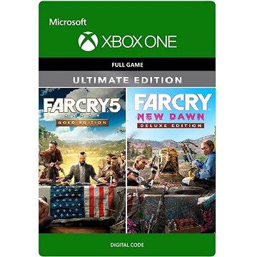Far Cry New Dawn: Ultimate Edition - Xbox One Digital (G3Q-00672)