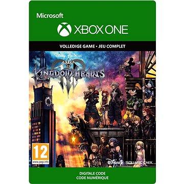 Kingdom Hearts III: Digital Standard - Xbox Digital (G3Q-00684)