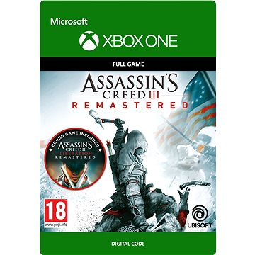 Assassin's Creed III: Remastered - Xbox Digital (G3Q-00706)