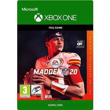 Madden NFL 20: Ultimate Superstar Edition - Xbox Digital (G3Q-00757)