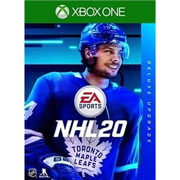 NHL 20: Deluxe Upgrade - Xbox One Digital (7D4-00502)