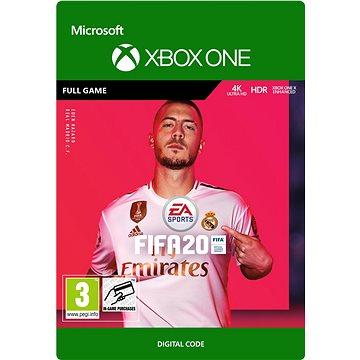 FIFA 20: Standard Edition (Předobjednávka) - Xbox One Digital (G3Q-00727)