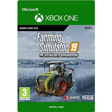 Farming Simulator 19: Platinum Expansion - Xbox Digital (7D4-00513)