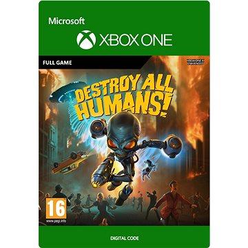 Destroy All Humans - Xbox One Digital (G3Q-00754)