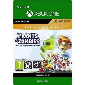 Plants vs. Zombies: Battle for Neighborville Deluxe Upgrade - Xbox One Digital (7D4-00517)
