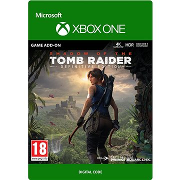 Shadow of the Tomb Raider: Definitive Edition - Extra Content - Xbox Digital (7D4-00519)