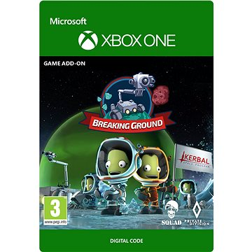 Kerbal Space Program: Breaking Ground - Xbox Digital (7D4-00524)