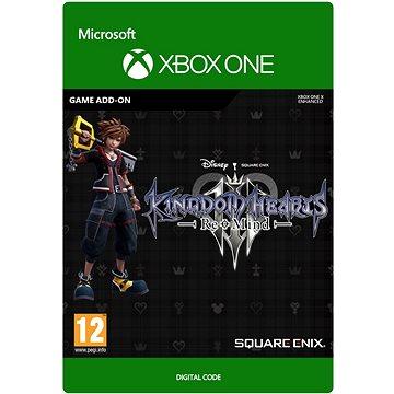 Kingdom Hearts III: Re Mind - Xbox Digital (7D4-00535)