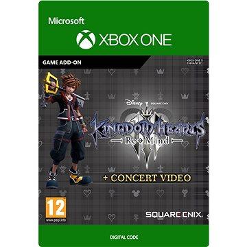 Kingdom Hearts III: Re Mind + Concert Video - Xbox Digital (7D4-00542)