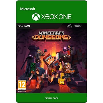 Minecraft Dungeons - Xbox One Digital (G7Q-00086)