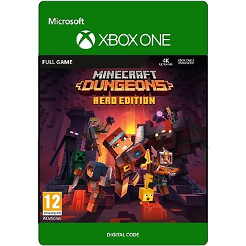 Minecraft Dungeons: Hero Edition Xbox One Digital (G7Q-00087)
