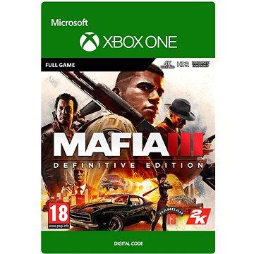 Mafia III Definitive Edition - Xbox Digital (G3Q-00955)