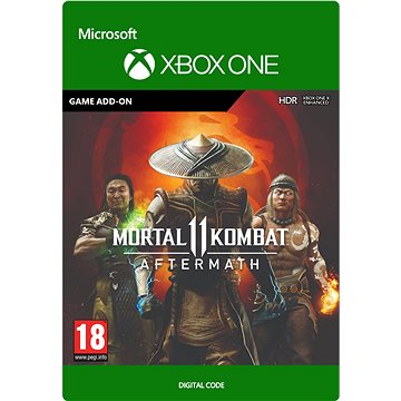Mortal Kombat 11: Aftermath - Xbox Digital (7D4-00566)