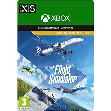 Microsoft Flight Simulator - Premium Deluxe Edition - Windows 10 Digital (2WU-00032)