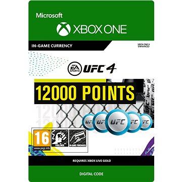 UFC 4: 12000 UFC Points - Xbox Digital (7F6-00257)