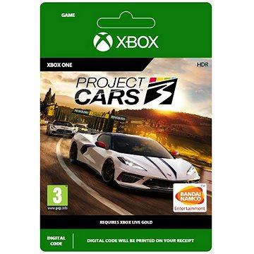 Project CARS 3 - Xbox Digital (G3Q-01010)