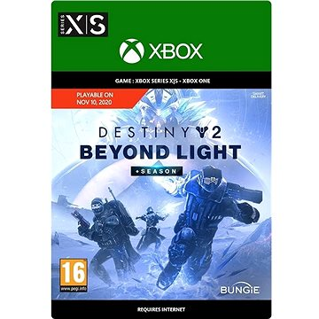 Destiny 2: Beyond Light + Season - Xbox Digital (G3Q-01022)