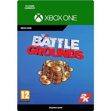 WWE 2K Battlegrounds: 500 Golden Bucks - Xbox Digital (7F6-00325)