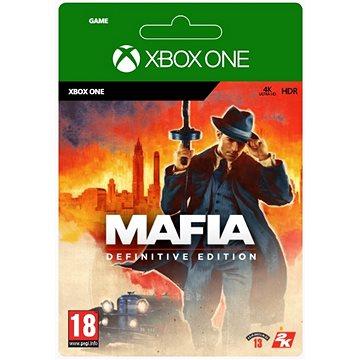 Mafia Definitive Edition - Xbox Digital (G3Q-01027)
