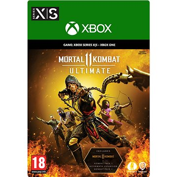Mortal Kombat 11 Ultimate - Xbox Digital (G3Q-01074)