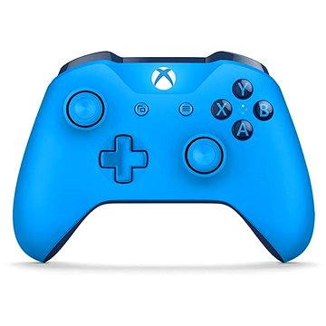 Xbox One Wireless Controller Vortex Blue (WL3-00020)