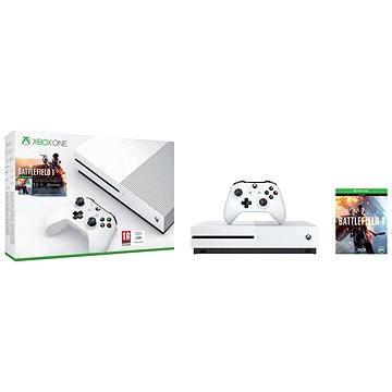 Microsoft Xbox One S 500GB Battlefield 1 (ZQ9-00038)