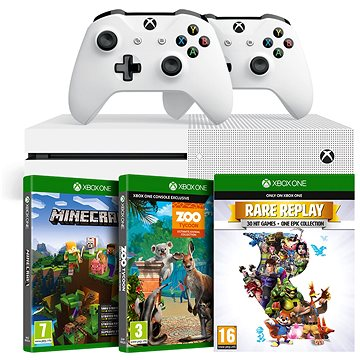 Xbox One S 1TB Kids Pack