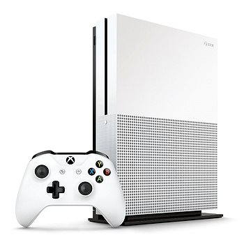 Xbox One S 500GB (ZQ9-00012) + ZDARMA Hra pro PC i konzoli Forza Motorsport 7 - (Play Anywhere) DIGITAL Dobíjecí kupón Microsoft Xbox Game Pass - měsíční členství CZ