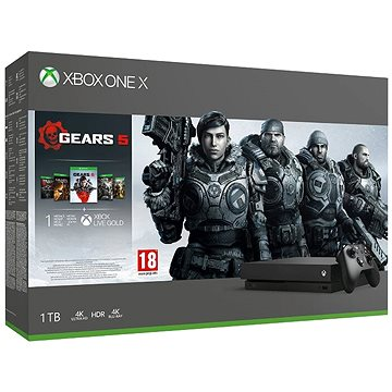 Xbox One X + Gears 5 (CYV-00330)