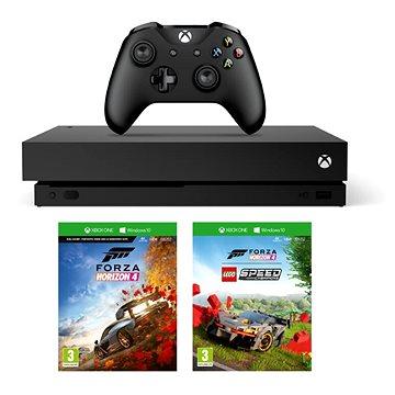 Xbox One X + Lego Forza Horizon 4 Bundle (CYV-00468)