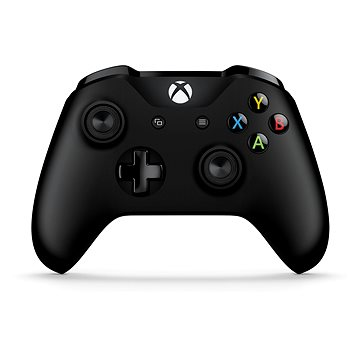 Xbox One Wireless Controller Black (6CL-00002)