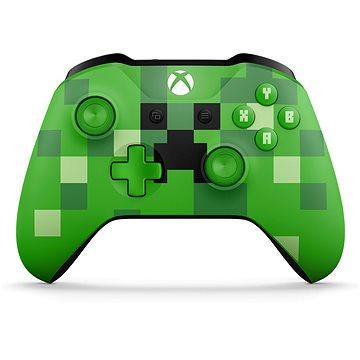 Xbox One Wireless Controller Minecraft Creeper (WL3-00057)