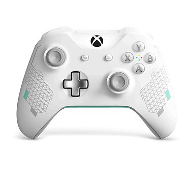 Xbox One Wireless Controller Sport White (WL3-00083)