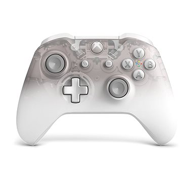 Xbox One Wireless Controller Phantom White (WL3-00121)