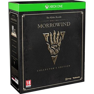 The Elder Scrolls Online: Morrowind Collector's Edition - Xbox One (5055856414353)