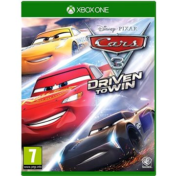 Cars 3: Driven to Win - Xbox One (5051892208833)