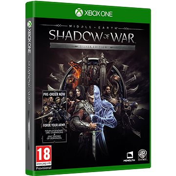 Middle-earth: Shadow of War Silver Edition - Xbox One (5051892209311)