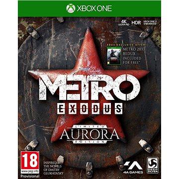 Metro: Exodus - Aurora edition - Xbox One (4020628765491)