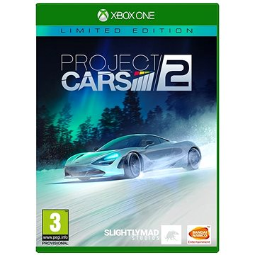 Project CARS 2 Limited Edition - Xbox One (3391891993654)