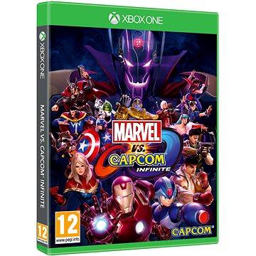 Marvel vs. Capcom: Infinite - Xbox One (5055060966785)